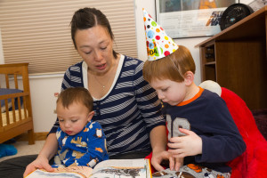 Why Reading to Children Helps with Literacy